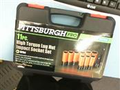 PITTSBURGH PRO TOOLS Sockets/Ratchet 69829